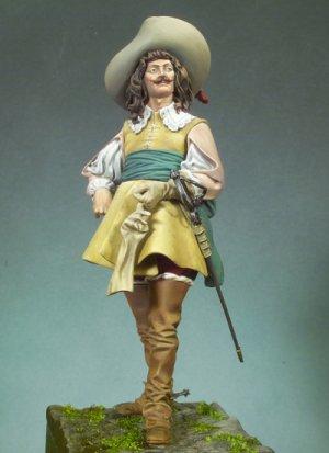 El Mosquetero 1645  (Vista 1)