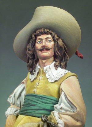 El Mosquetero 1645  (Vista 2)