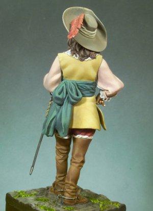 El Mosquetero 1645  (Vista 4)