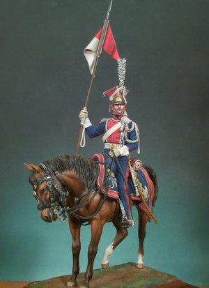 Lancero Polaco,1809  (Vista 1)