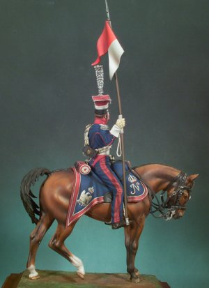 Lancero Polaco,1809  (Vista 3)