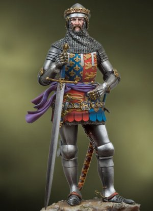 El Principe Negro 1330-1376  (Vista 1)