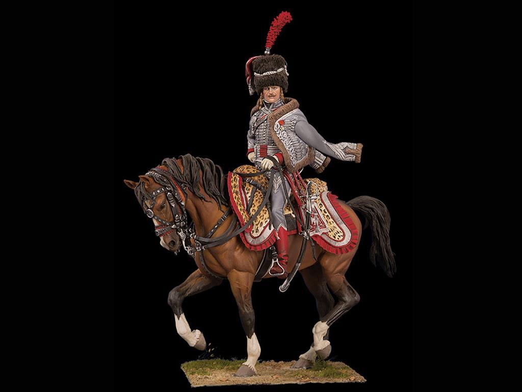 Capitan de Hussars, 1806  (Vista 1)