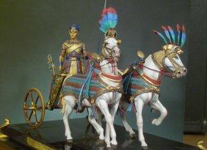 Carro de guerra de Ramsés II  (Vista 1)