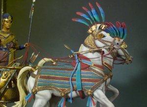 Carro de guerra de Ramsés II  (Vista 2)
