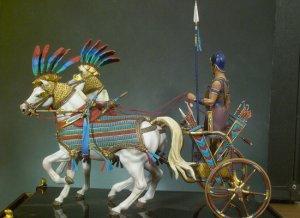 Carro de guerra de Ramsés II  (Vista 3)