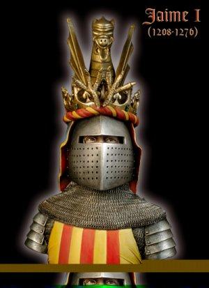Jaime I ,1208-1276.  (Vista 1)
