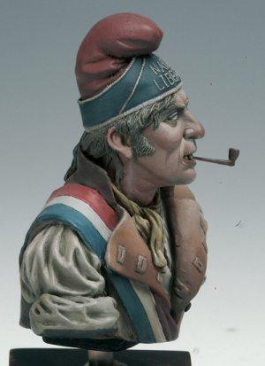 Le Sans Culotte, 1793  (Vista 3)