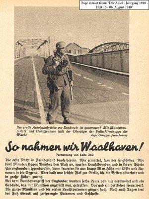 Fallschirmjäger, 1940  (Vista 6)