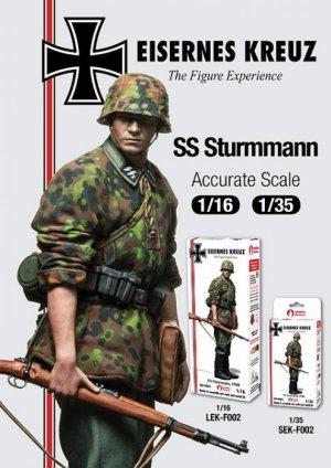 SS Sturmmann, 1940  (Vista 1)