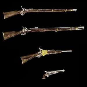Armas de Guerra de Secesión  (Vista 1)
