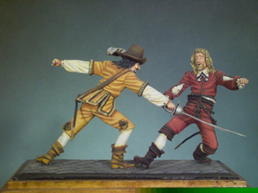 Los Duelistas 1643  (Vista 1)