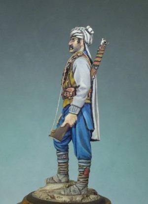 Guerrillero Afgano 1981  (Vista 2)