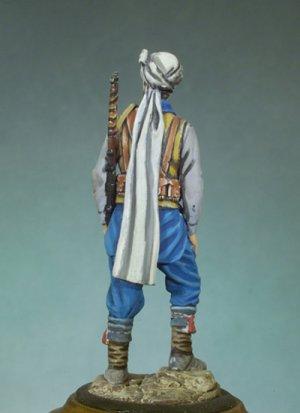 Guerrillero Afgano 1981  (Vista 3)