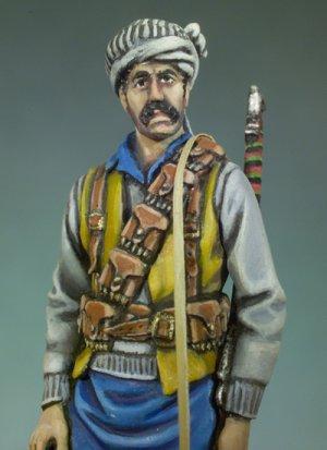 Guerrillero Afgano 1981  (Vista 4)