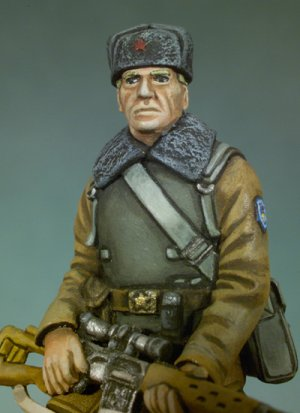 Paracaidista Ruso 1984  (Vista 2)