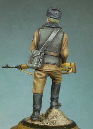Paracaidista Ruso 1984  (Vista 3)
