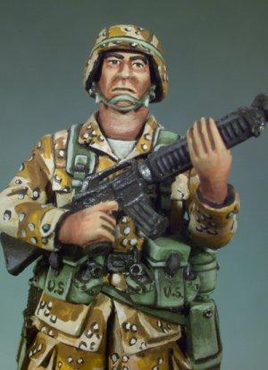 Infante US Guerra del Golfo, 1991  (Vista 2)
