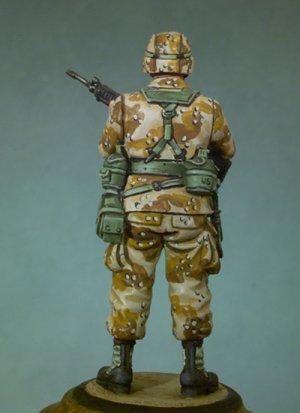 Infante US Guerra del Golfo, 1991  (Vista 3)