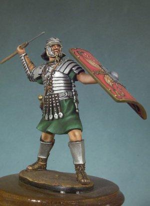 Soldado romano en batalla 125 DC - Ref.: ANDR-SGF023