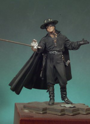 El Zorro  (Vista 2)