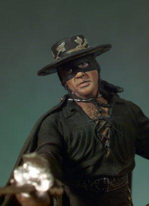 El Zorro  (Vista 3)