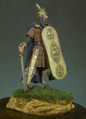 Jefe Británico I A.C.  (Vista 2)