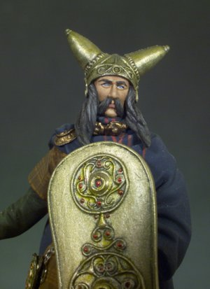 Jefe Británico I A.C.  (Vista 3)