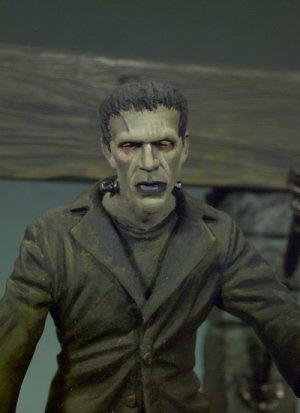 Frankenstein  (Vista 2)