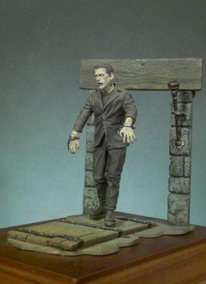 Frankenstein  (Vista 3)