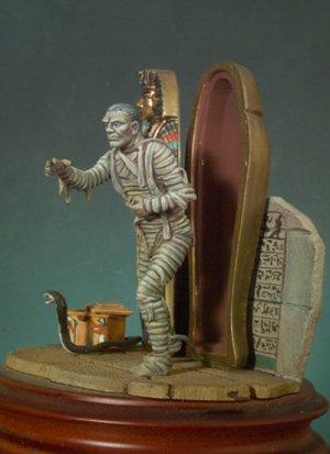 La momia egipcia  (Vista 3)