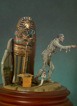 La momia egipcia  (Vista 4)