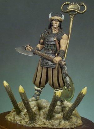 El Bárbaro II  (Vista 1)
