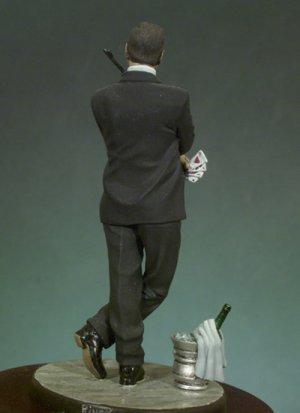 Agente Secreto  (Vista 4)