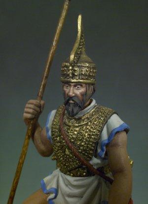 Guerrero Etrusco 700 A.C.  (Vista 3)