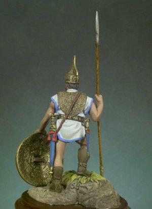 Guerrero Etrusco 700 A.C.  (Vista 4)