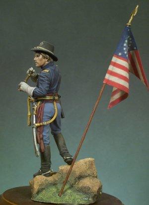 Teniente de caballería John J. Dumba  (Vista 1)