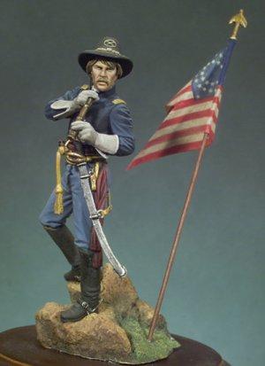 Teniente de caballería John J. Dumba  (Vista 2)