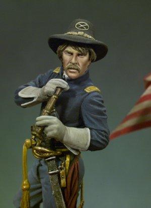 Teniente de caballería John J. Dumba  (Vista 4)