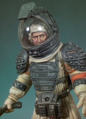 Astronauta 2097  (Vista 3)