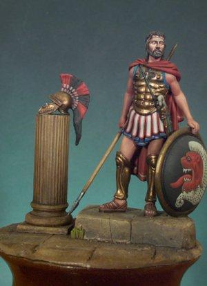 Hoplita Atenas 460 A.C.  (Vista 1)