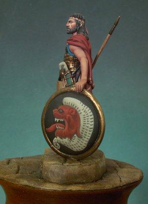 Hoplita Atenas 460 A.C.  (Vista 2)