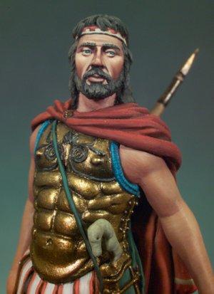 Hoplita Atenas 460 A.C.  (Vista 3)