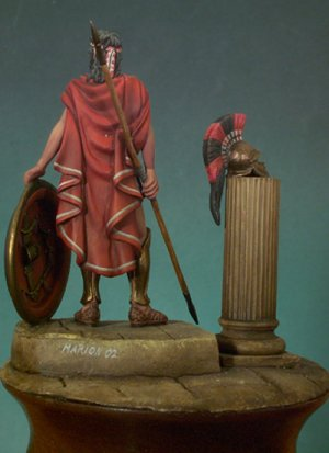 Hoplita Atenas 460 A.C.  (Vista 4)
