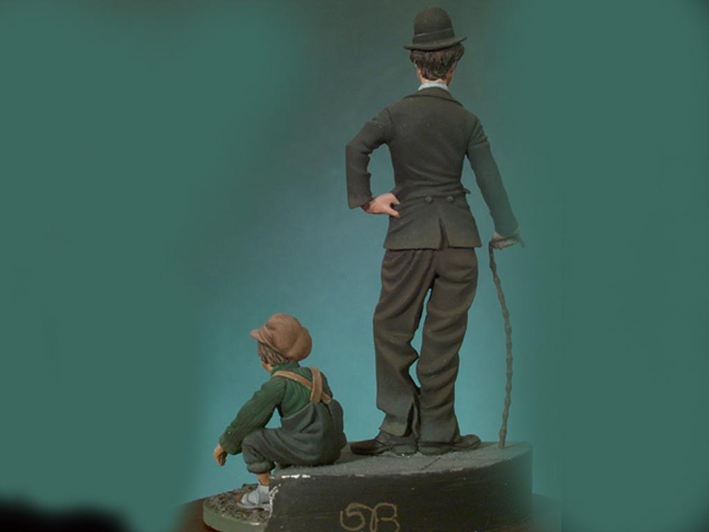 El chico y el vagabundo  (Vista 4)