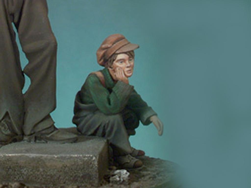 El chico y el vagabundo  (Vista 6)