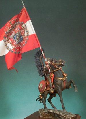 Husar alado Polaco 1670  (Vista 3)