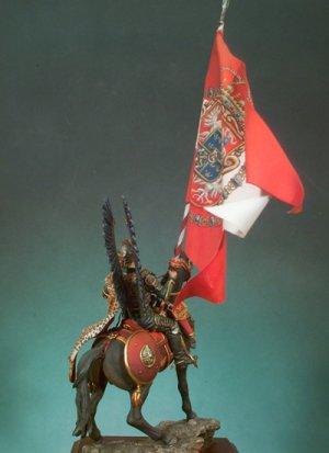 Husar alado Polaco 1670  (Vista 4)