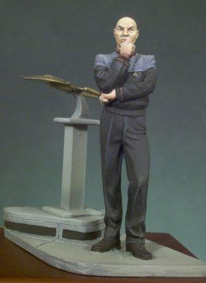 Capitan de Nave Espacial  (Vista 1)
