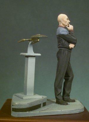 Capitan de Nave Espacial  (Vista 2)